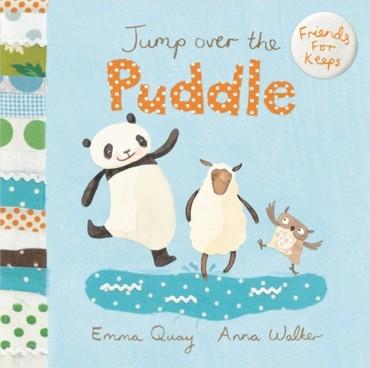 Anna Walker puddle