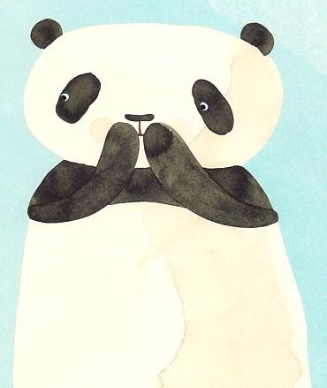 Anna Walker panda