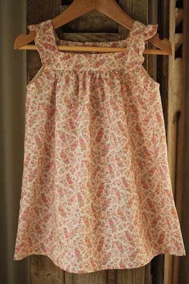 Liberty girl's dress