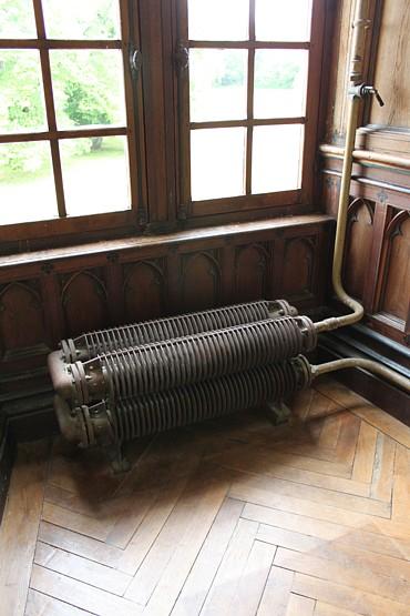 Breze archaic heating