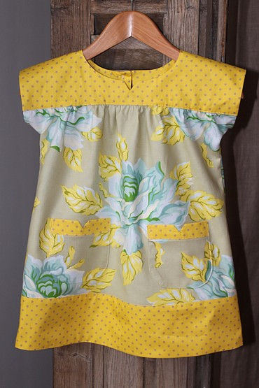 Nicey Jane Ice cream dress