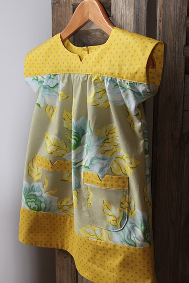 Nicey Jane Ice cream dress 1