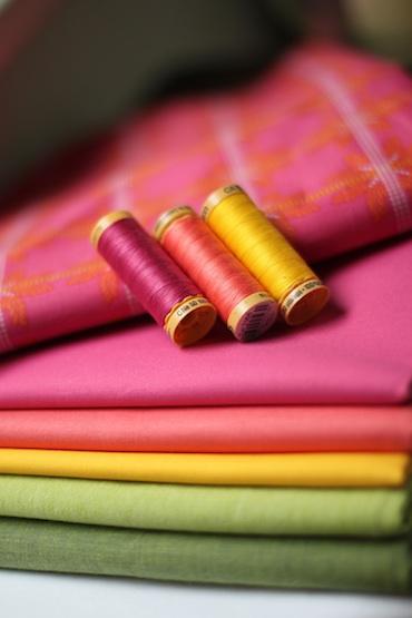 New quilt fabrics
