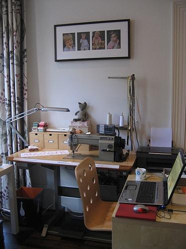 Studio - sewing machines