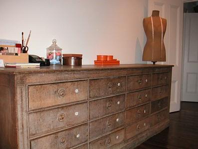Studio - comptoir