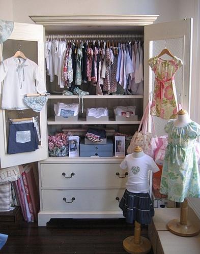 Studio - armoire