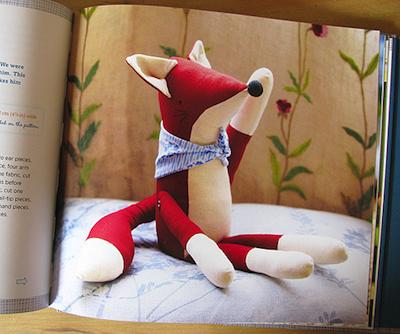 Softie fox