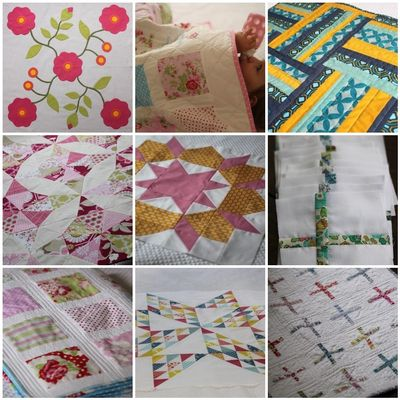 Quilting mosaic