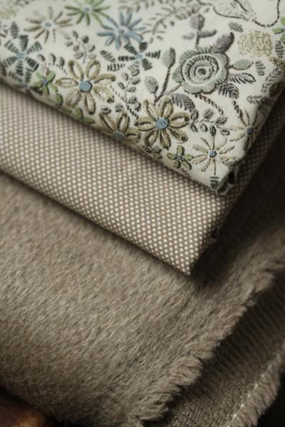 Coat fabric