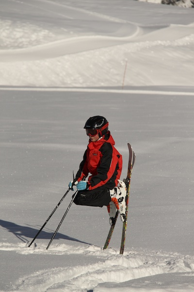 Europe skiing