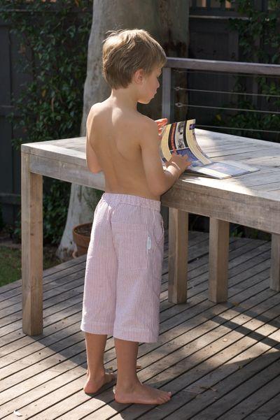 Henri long shorts 4