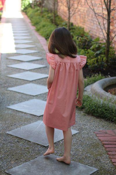 Rose dress 3