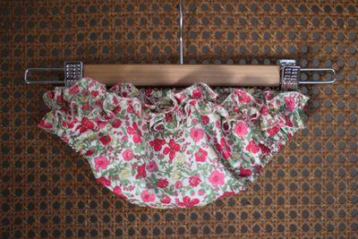 Frilled bikini