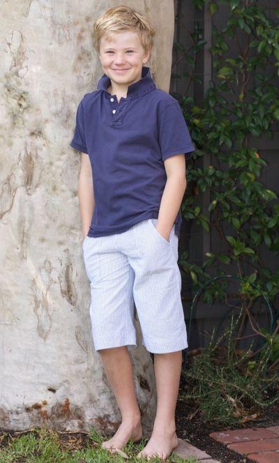 Henri long shorts 3