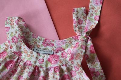 Adelaide sundress size 1 hand stitched finish